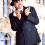 Bernd Händel ist Silvester Capone