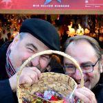 Bernd Händel und Bernhard Schlereth sammeln für Sternstunden