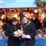 Bernd Händel sammelt mit Peter Wackel für Sternstunden